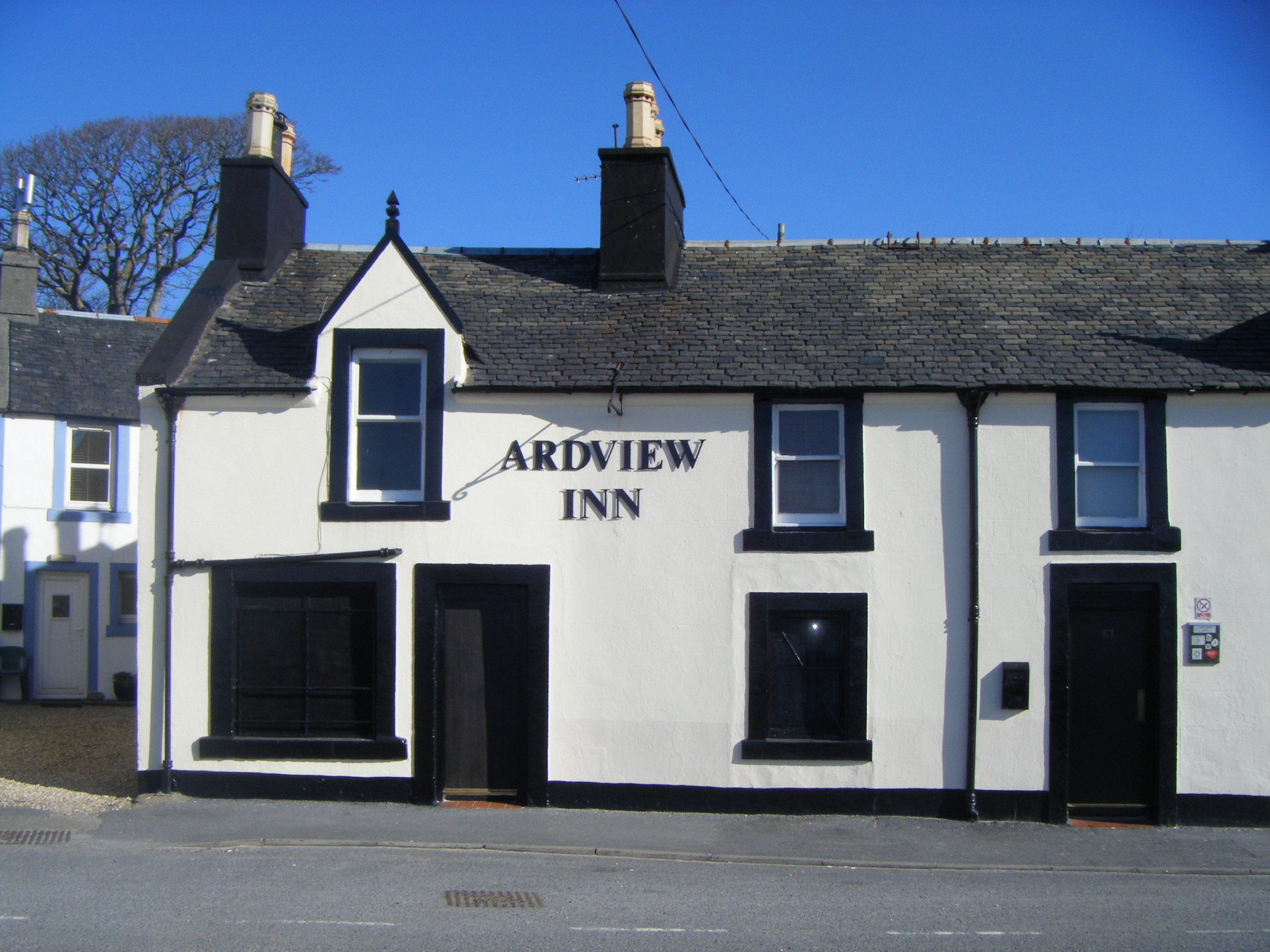 Port Ellen - Ardview Inn