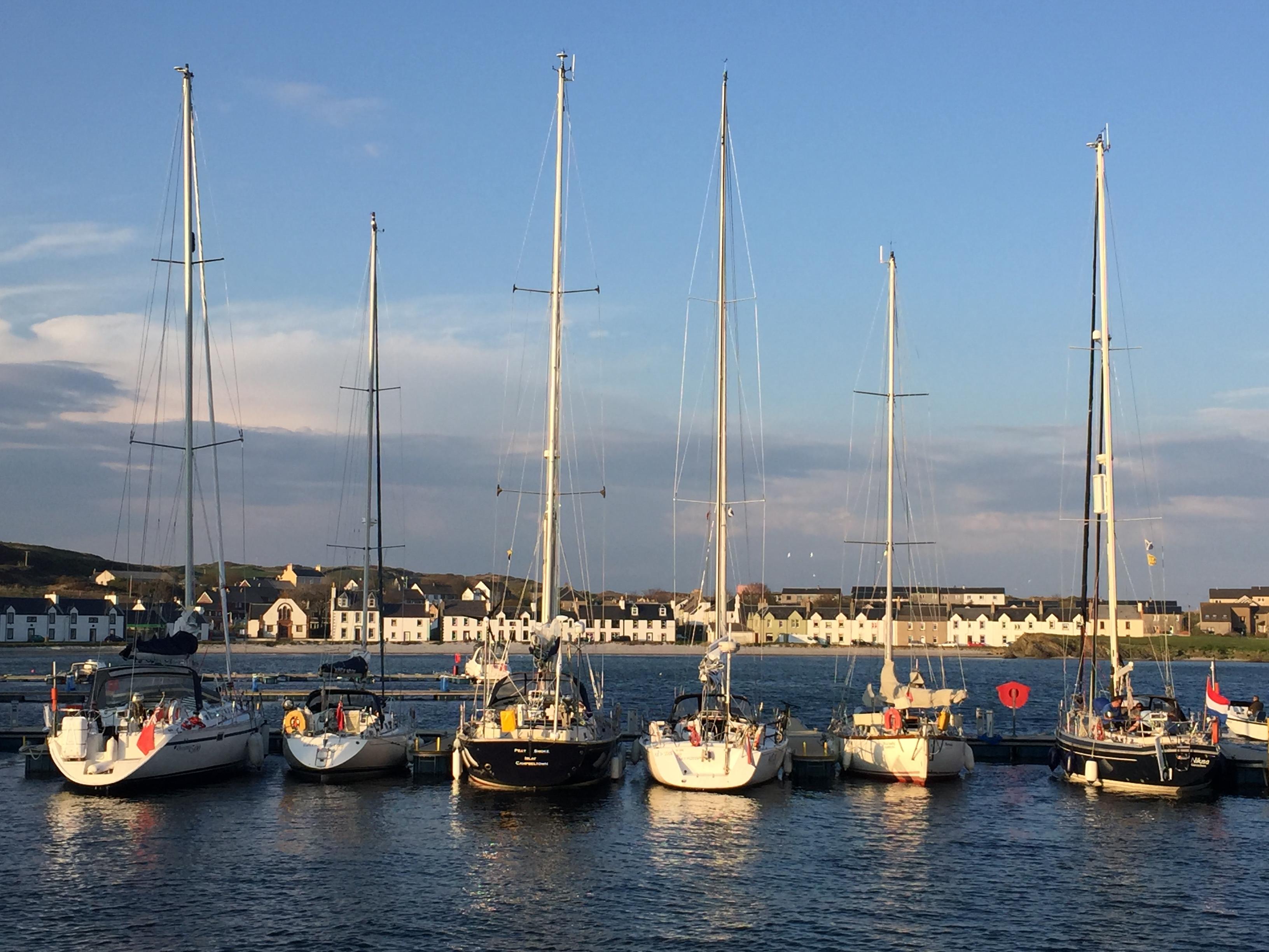 Port Ellen - Marina