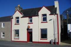 Port Ellen - Post office
