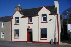 Port Ellen - Post office