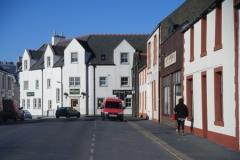 Port Ellen - Islay Hotel and Frederick Crescent
